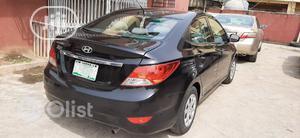Hyundai Accent 2015 Black | Cars for sale in Ogun State, Ado-Odo/Ota