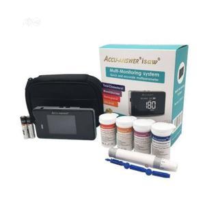 Accu-answer Total Cholesterol,Hemoglobin,Glucose,Uric Acid | Medical Supplies & Equipment for sale in Lagos State, Ikeja
