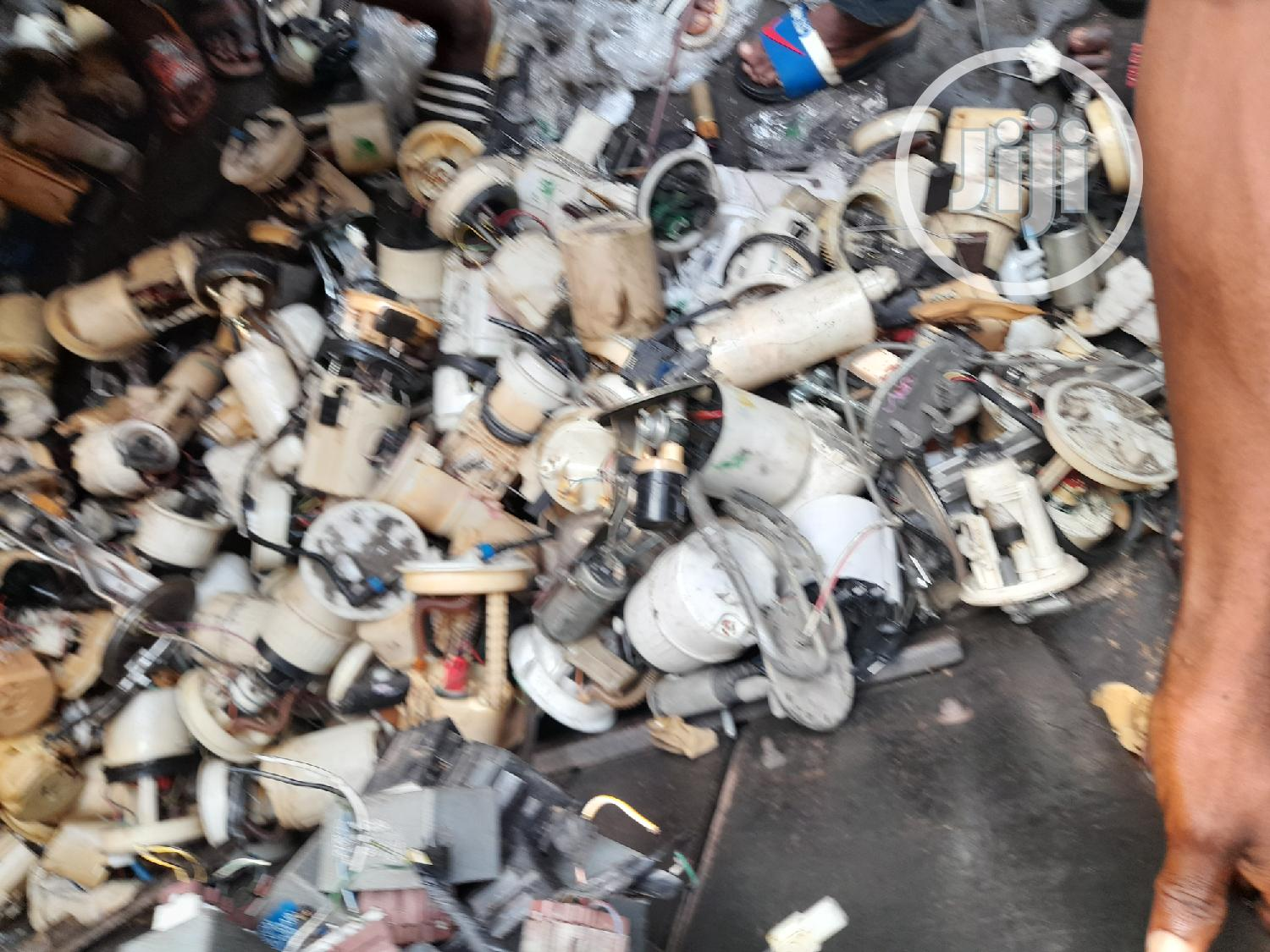 General Parts And Complete Fuel Pump Used Japanese, Etc   Vehicle Parts & Accessories for sale in Onitsha, Anambra State, Nigeria