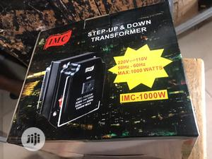 1000 Watts Stepdown/Up Transformer | Audio & Music Equipment for sale in Lagos State, Lekki