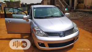 Nissan Versa 2009 Hatchback 1.8 SL Silver | Cars for sale in Lagos State, Ikeja