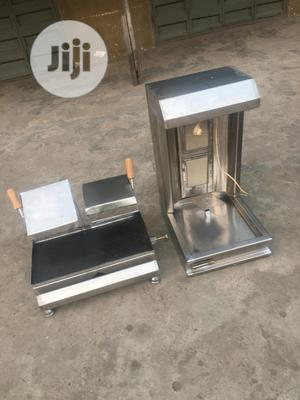 1mm Quality Shawarma Machine | Restaurant & Catering Equipment for sale in Lagos State, Gbagada