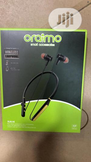 Oraimo Bluetooth Neckband | Headphones for sale in Oyo State, Ibadan