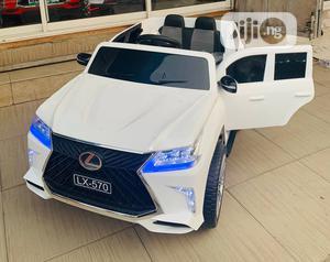 Automatic Lexus LX 570 Kid's Ride on Car Age 1-5years | Toys for sale in Lagos State, Lagos Island (Eko)