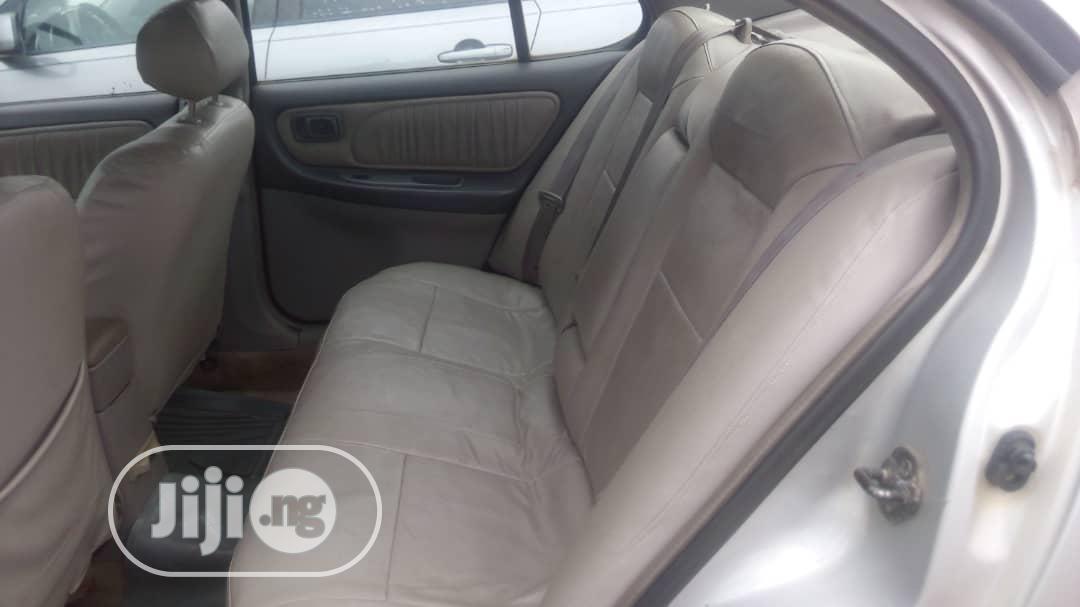 Nissan Altima 2001 Automatic Gray | Cars for sale in Sagamu, Ogun State, Nigeria