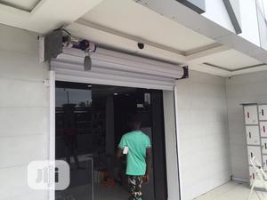 Remote Roller Shutter Garage Doors | Doors for sale in Lagos State, Yaba