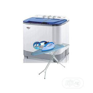 Qasa Washing Machine - 8.8kg - With Free Iron ,Ironing Board | Home Appliances for sale in Abuja (FCT) State, Maitama