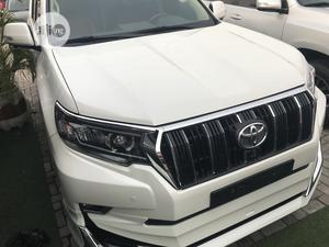 Toyota Land Cruiser Prado 2019 EXR White | Cars for sale in Lagos State, Lekki