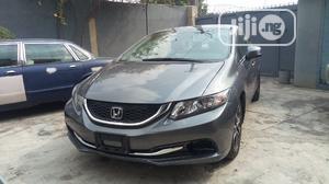 Honda Civic 2014 Gray | Cars for sale in Lagos State, Ikeja