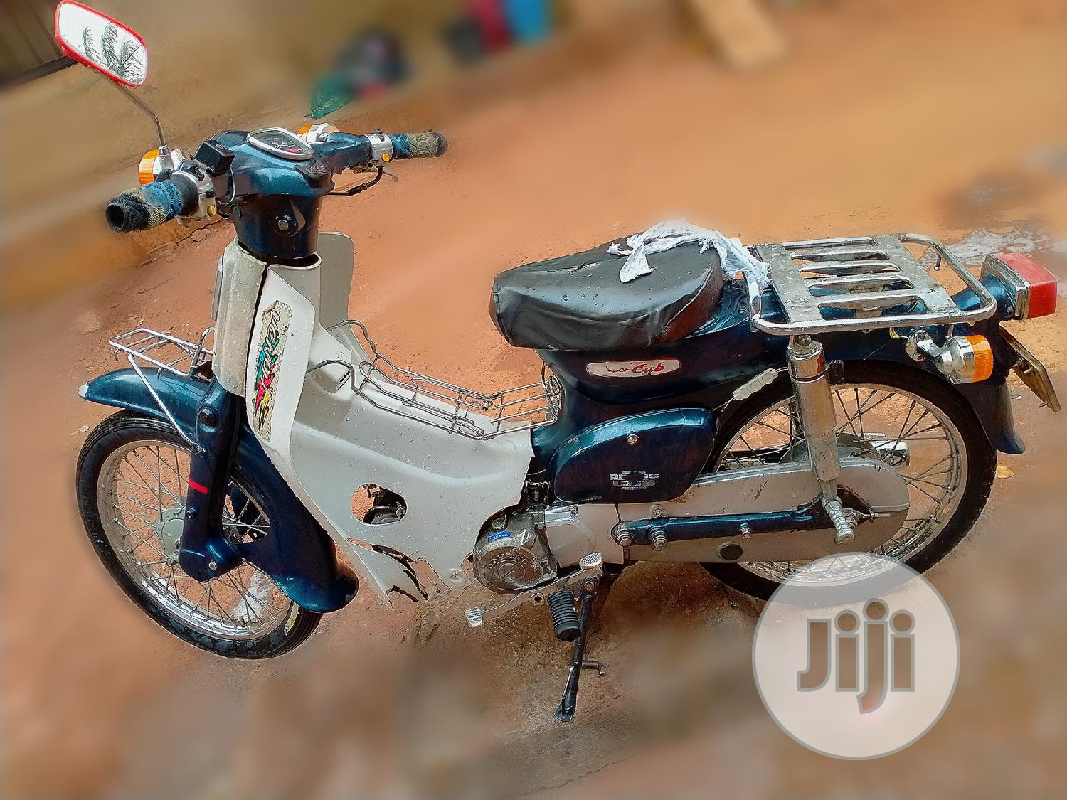 Motorcycle 2017 Blue