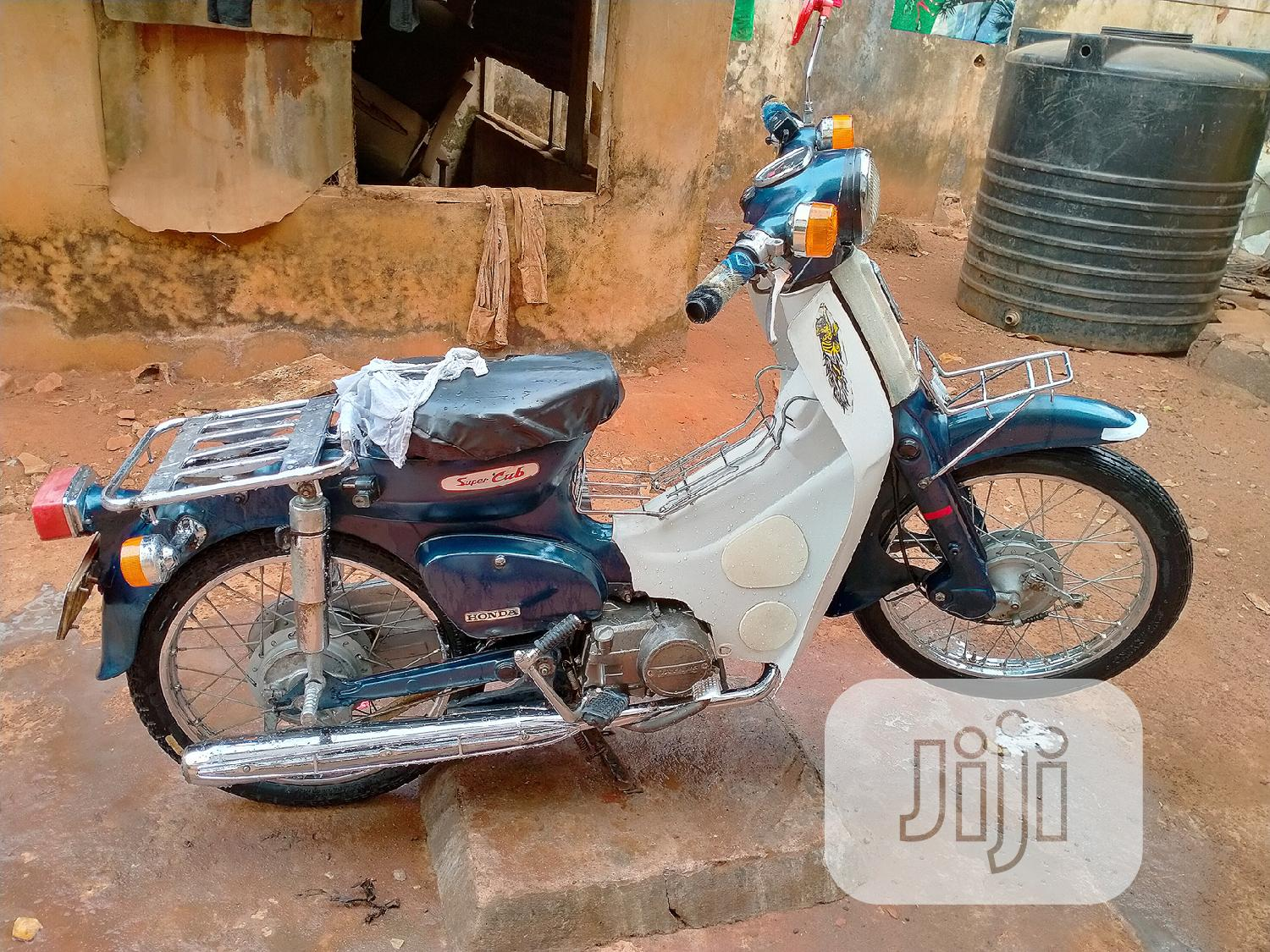 Motorcycle 2017 Blue | Motorcycles & Scooters for sale in Nnewi, Anambra State, Nigeria