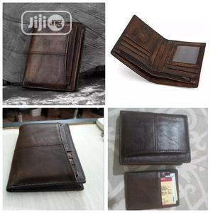PROMO! Leather Wallet Best Quality Pure Genuine Leather   Bags for sale in Lagos State, Oshodi