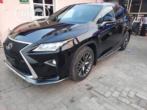 Lexus RX 2019 350 F Sport AWD Black | Cars for sale in Lagos State, Lekki