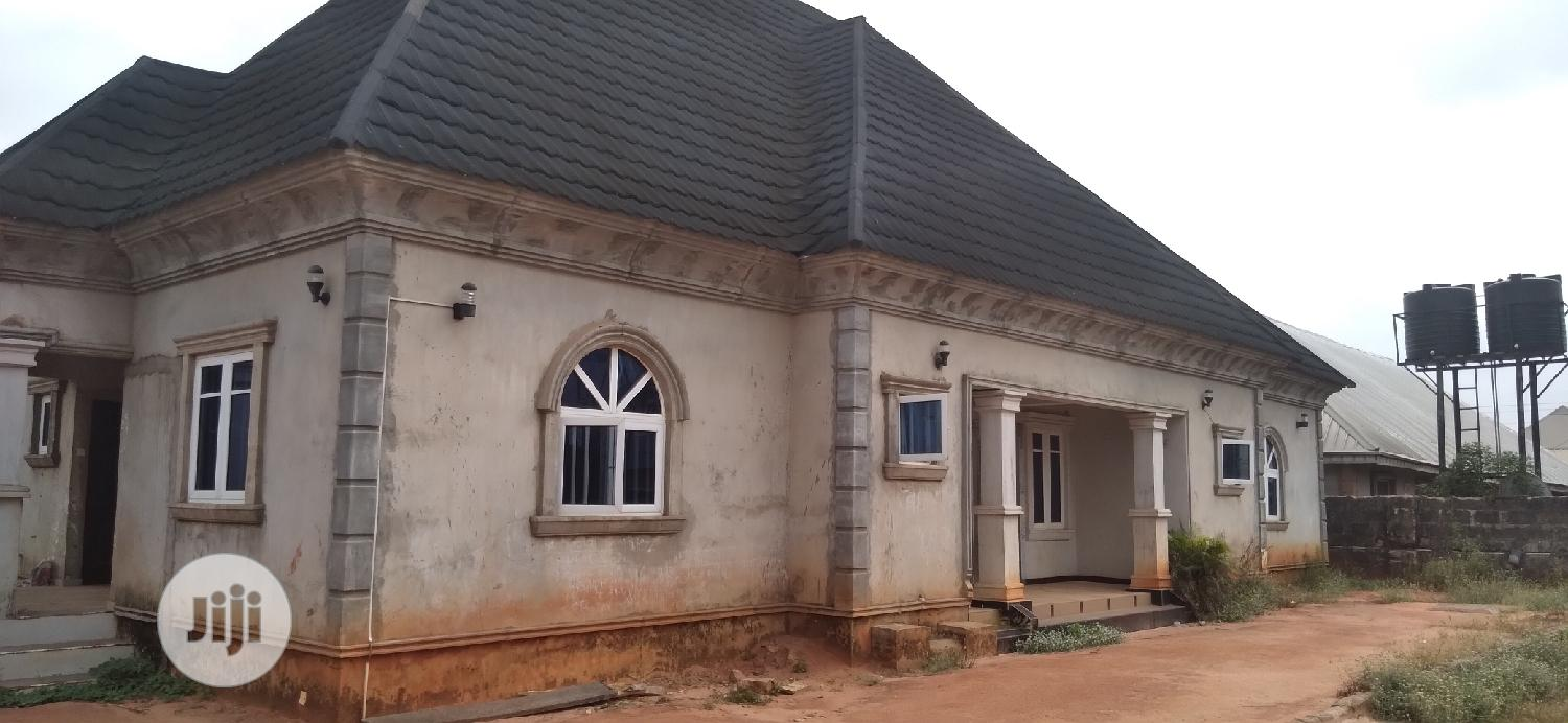 Furnished 4bdrm Bungalow in Benin City for Sale