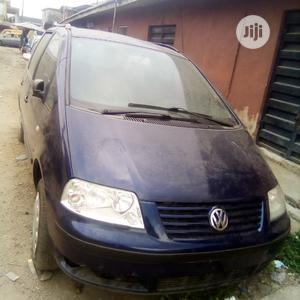 Volkswagen Sharan 2003 Blue   Cars for sale in Lagos State, Amuwo-Odofin