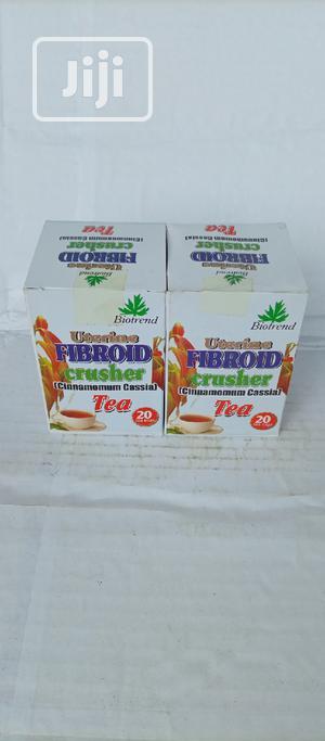 Biotrend Uterine Fibroid Crusher Tea | Vitamins & Supplements for sale in Lagos State, Amuwo-Odofin