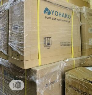 10kva 48volt Yohako Inverter | Solar Energy for sale in Lagos State, Agege