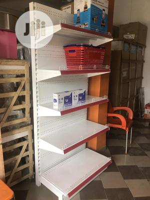 Supermarket Shelves Single   Store Equipment for sale in Lagos State, Ojo