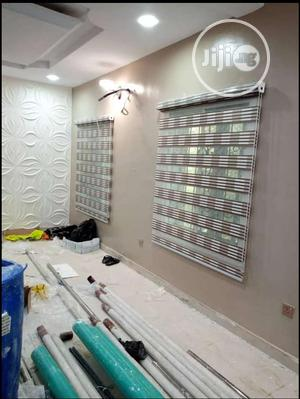 Quality Day Night Blind   Home Accessories for sale in Lagos State, Ajah