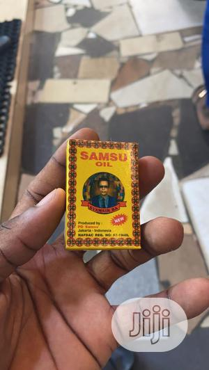 Samsu Oil by Syamsir   Sexual Wellness for sale in Lagos State, Surulere