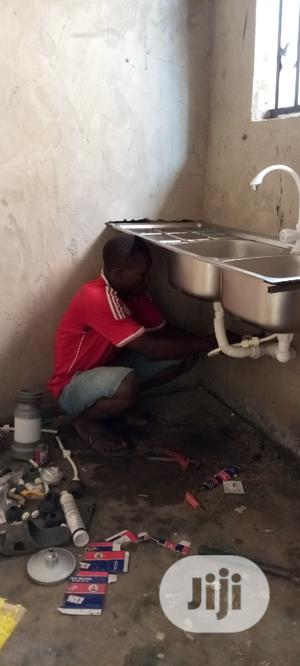 You Are Just a Dm/Call Away Contact for Plumber at Ojodu | Repair Services for sale in Lagos State, Ojodu