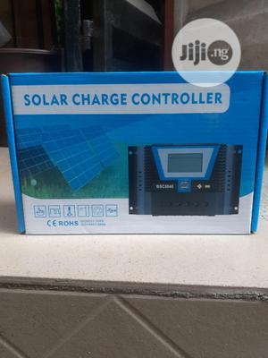 60ah 12/24/36/48v Pwm Solar Charger Controller | Solar Energy for sale in Lagos State, Ojo