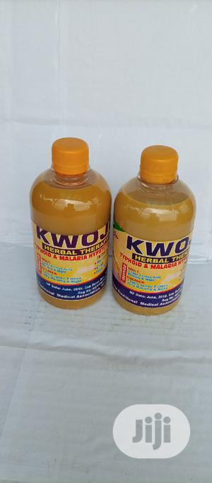 Kwojo Herbal Therapy. Typhoid and Malaria Hypetitis   Vitamins & Supplements for sale in Lagos State, Amuwo-Odofin