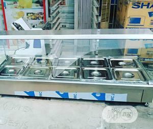 Brand New Ban Food Warmer | Restaurant & Catering Equipment for sale in Lagos State, Ojo