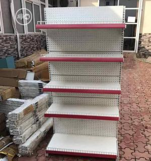 New Single Side Supermarket Shelves | Store Equipment for sale in Lagos State, Abule Egba