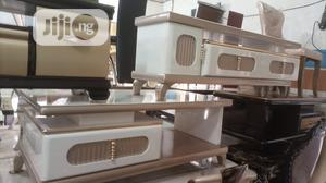 New Design Ajustable Tv Stand With Center Table to Match | Furniture for sale in Lagos State, Ajah