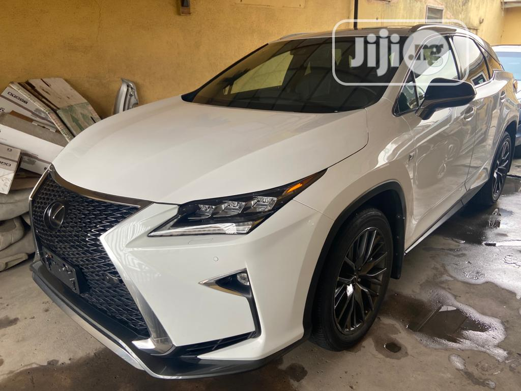 Lexus RX 2018 White | Cars for sale in Surulere, Lagos State, Nigeria