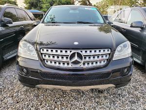 Mercedes-Benz M Class 2007 ML 350 4Matic Black | Cars for sale in Abuja (FCT) State, Gwarinpa