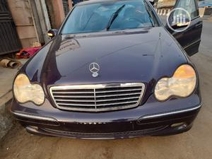 Mercedes-Benz C240 2004 Purple   Cars for sale in Lagos State, Ojodu