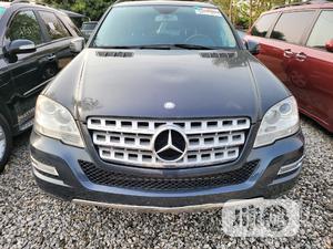 Mercedes-Benz M Class 2011 ML 350 4Matic Blue   Cars for sale in Abuja (FCT) State, Gwarinpa