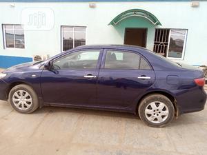 Toyota Corolla 2010 Blue   Cars for sale in Ogun State, Ifo