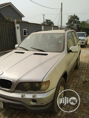 BMW X5 2003 3.0i Silver | Cars for sale in Lagos State, Ikorodu