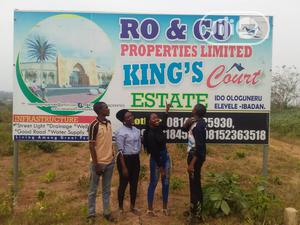 King's Court Estate   Land & Plots For Sale for sale in Oyo State, Ido