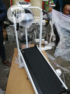 New 2.5hp Treadmills With Massager   Sports Equipment for sale in Abuja (FCT) State, Maitama