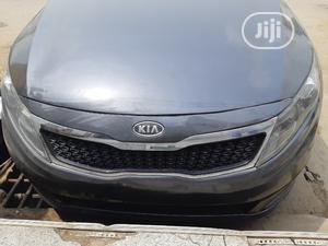 Kia Optima 2011 Gray | Cars for sale in Lagos State, Ikeja