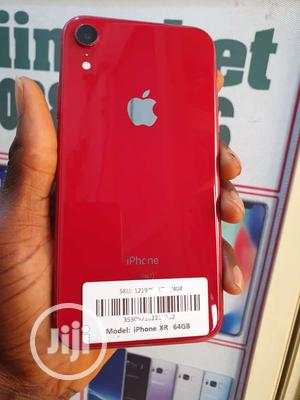 Apple iPhone XR 64 GB Red   Mobile Phones for sale in Edo State, Benin City