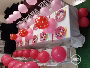 Kiddies Table Setting Minnie Mouse Character   Party, Catering & Event Services for sale in Lagos State, Lekki
