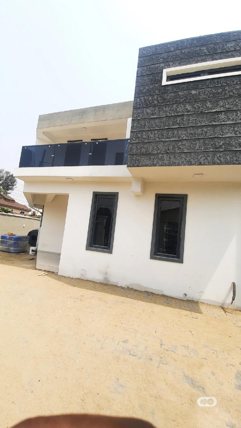 Newly Built 4 Bedroom Semi-Detached Duplex With BQ for Sale