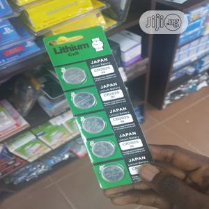 5 Pieces Lithium Battery 3v CR2025   Stationery for sale in Lagos State, Yaba