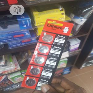 5 Pieces Lithium Battery 3v CR2016   Stationery for sale in Lagos State, Yaba
