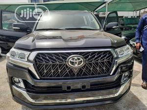 Toyota Land Cruiser 2019 5.7 V8 VXR Black | Cars for sale in Abuja (FCT) State, Central Business District