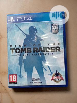 Rise of the Tomb Raider   Video Games for sale in Enugu State, Enugu