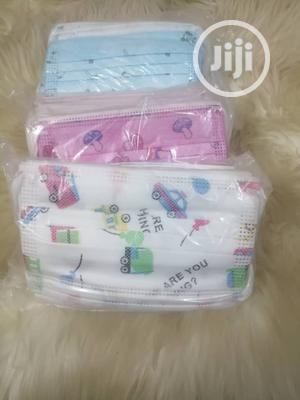 Disposable Children Face Mask | Children's Gear & Safety for sale in Abuja (FCT) State, Maitama