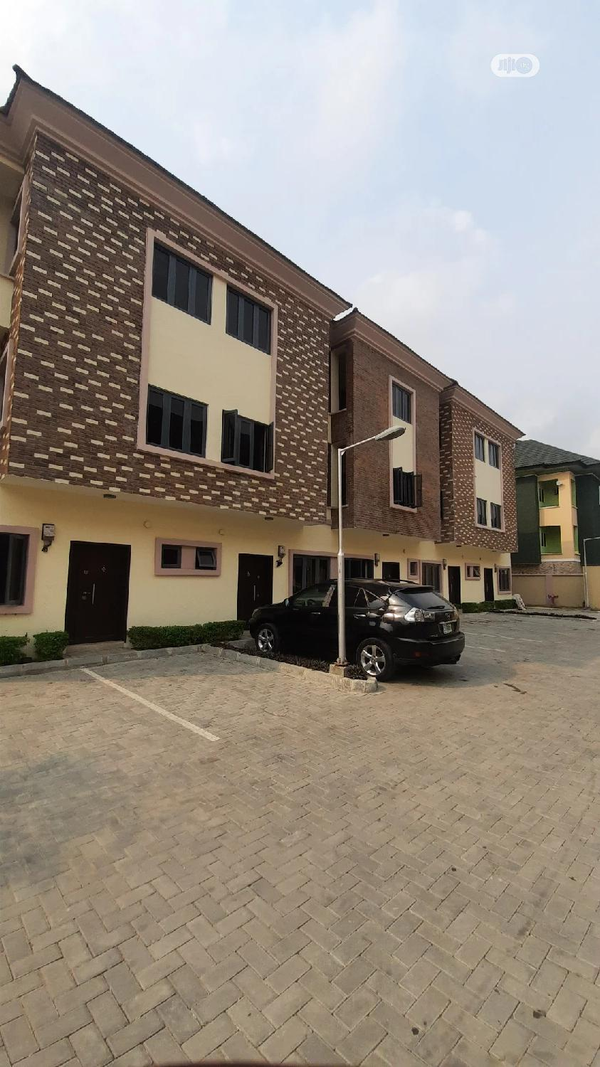 Newly Built 4 Bedroom Terrace Duplex With BQ for Sale