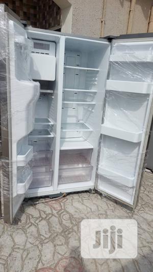 Samsung American Double Door Door Fridge. | Kitchen Appliances for sale in Lagos State, Ajah