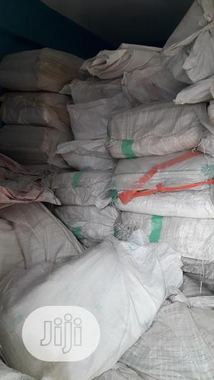 Laminated and Woven PP Sack Bags   Store Equipment for sale in Lagos State, Agege